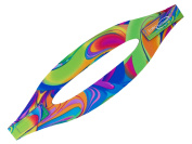 LokoSphere Girl's/Women's Lacrosse/Field Hockey Goggle Strap - Abstract Print