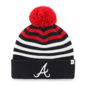 MLB Youth Yipes Cuff Knit with Pom