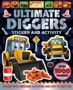 Ultimate Diggers Puzzle Activity Book