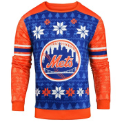 MLB Men's Printed Ugly Sweater, Multiple Teams