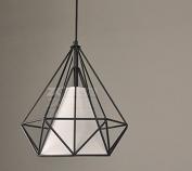 YFF@ILU Euro-aisle abdullahman loft warehouse Living Room Restaurant bedroom villas study iron chandeliers , 3 head long ,