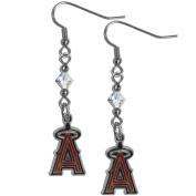 MLB Crystal Dangle Earrings