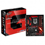 ASROCK B250 GAMING K4 Asrock B250 GAMING K4 Intel B250 1151 ATX DDR4 XFire VGA DVI HDMI RGB Illumination