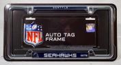 NBA Easy View Chrome Plate Frame