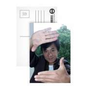 Jackie Chan - Postcard (Pack of 8) - 15cm x 10cm - Art247 Highest Quality - Standard Size - Pack Of 8