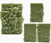 Fairy Silicone Square Candle Mould