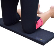 Yilo Warrior | Engineered foam yoga knee pad | 1 in (25 mm) thick | Eliminate knee pain from your practise