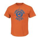 NBA Men's Majestic Athletics Sacrifice and Determination Short Sleeve T-Shirt