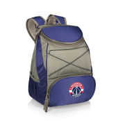 Picnic Time PTX Cooler Backpack Washington Wizards Print