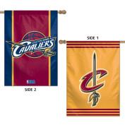 NBA 2 Sided Vertical Flag