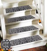 Ehc Victorian Wrought Iron Effect Outoor Or Indoor Non Slip Rubber Step Door Mat - 75cm x 25cm