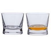 Dartington Bar Excellence Single Malt, Clear, Pack of 2