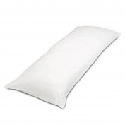 Luxury Long Bolster Pillow Cushion Orthopaedic Pregnancy Support Non-Allergenic