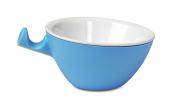 Rosti Mepal 105810012000 Loomm Bowl Polypropylene/Ceramic Aqua 21.5 x 17.2 x 9.8 cm