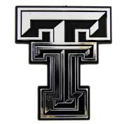 Texas Tech Red Raiders Classic Car Emblem