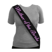 Blue Planet Fancy Dress ® Bulk Buy Offers Black with Pink Hen Party Sash Bride to Be