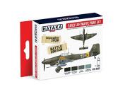 Hataka Hobby Early Luftwaffe paint set # AS02
