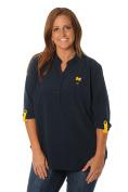NCAA Women's Plus Size Button Down Tunic Top