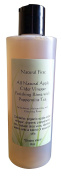 Natural First Organic Apple Cider Vinegar Finishing Rinse w/ Peppermint for Moisturising, Stimulating, and Cleansing