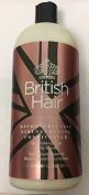 British Hair Reconstructive Strengthening Conditioner 950ml w/ Botani-Q Complex