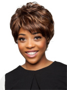 Deep Curly Women Wigs Heat Resistant Fibre Short Wig