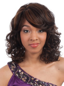 Long Curly Women Wigs Heat Resistant Fibre Wig