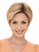 Womens Synthetic Wigs Attractive Blonde Wig