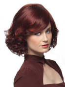 Lovely Short Women Wigs Synthetic Kinky Curly Hair Wig