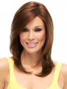 Shoulder Length Women Wigs Heat Resistant Wigs for Daily Use