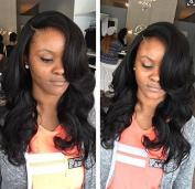 PlatinumHair-z Lace front Human Hair Wigs For Black Women Brazilian Virgin Hair Wig Body Wave Lace Front Human Hair Wigs Glueless Lace Wigs(Lace Front Wigs 41cm - 60cm )