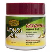Smooth Organics Monoi Oil Intensive Conditioning Hair Mayonnaise 470ml