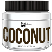Raw Apothecary – Organic Extra Virgin Coconut Oil, All-Natural Cooking Oil, Beauty Remedy and Hair Care Product