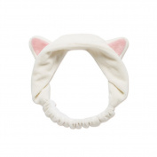 1 PCS Lady Fashion Retro Cat's Ear Head Band Hairband Hairpin Headdress Hair Hoop Hair Accessories