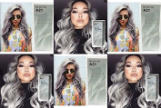 Pack of 6 Berina Light Grey Hair Dye A21 Hair Colour Cream Dye Light Grey Super Permanent Fashion Unisex containing an innovative component which protects and provides glamour colour to hair as desired