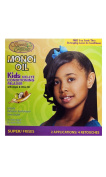 Smooth Organics Monoi Oil No Lye Conditioning Relaxer Kids - Super Kids