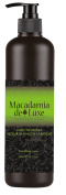 Best Hydrating Pure All Natural Macadamia Oil Shampoo 470ml
