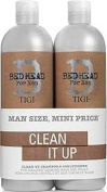 Tigi Bed Head For Men Clean Up Shampoo & Conditioner by Bed Head