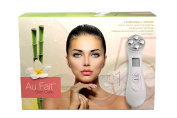 Au Fait Skin Care Galvanic High Frequency RF LED Light Therapy Anti Ageing Facial Skin Tightening Beauty Device Facial Care System Improves The Appearance of Skin damaged by wrinkles, age, & UV Rays