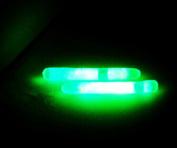 KENGEL® 50pcs (25bags) diameter 4.5mm Float Glow Stick Night Fishing Green Fluorescent Light