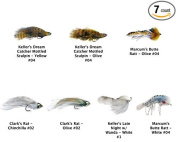 Bull Trout Fly Assortment Kit - 7 MFC Streamers