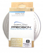 Cortland Precision Tropic Plus 2.7m Ghost Tip Fly Line