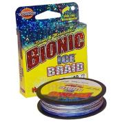 Northland BIB40-8-BC 40-Yard Bionic Braid Line, 3.6kg, Blue Camo