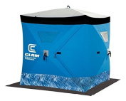 Clam Outdoors 10134 Vista Link Thermal Shelters (6 x 6 hub)