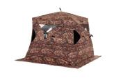 Clam Outdoors 10137 Big Foot XL2000T Camo Sportsman Hub Shelter
