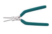 15cm - 1.9cm Small Half-Round Designer Mandrel Wubber Wire Forming Jewellery Making Tool