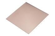15cm x 15cm Copper Sheet - 18 Gauge Jewellery Making Metal Forming Stamping Embossing Etching Blanks