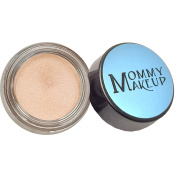 Any Wear Creme in Champagne on Ice (a Shimmering Champagne) - The ultimate multi-tasking cosmetic - Smudge-proof Eye Shadow, Cheek Colour, and Lip Colour all-in-one by Mommy Makeup