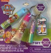 Paw Patrol Lip Set & Keychain