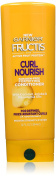 Garnier Hair Care Fructis Triple Nutrition Curl Nourish Conditioner, 12 Fluid Ounce
