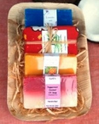 Virgin Coconut Oil Soap Pack